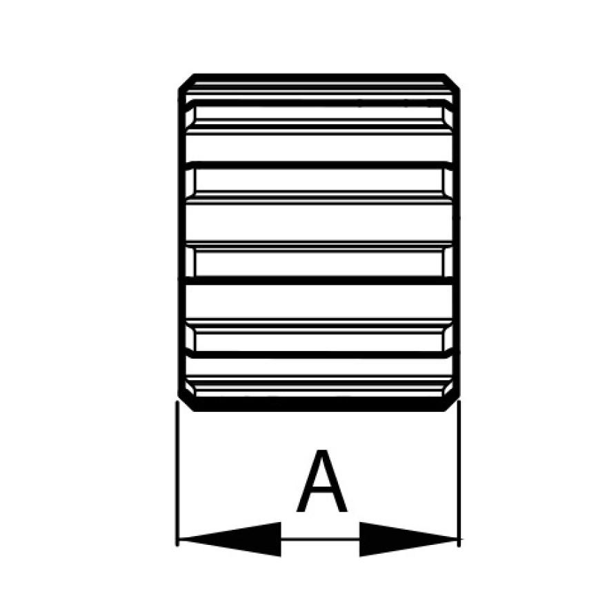 nabe zu zylinder kaba modular 78278 ve 1 st ck. Black Bedroom Furniture Sets. Home Design Ideas