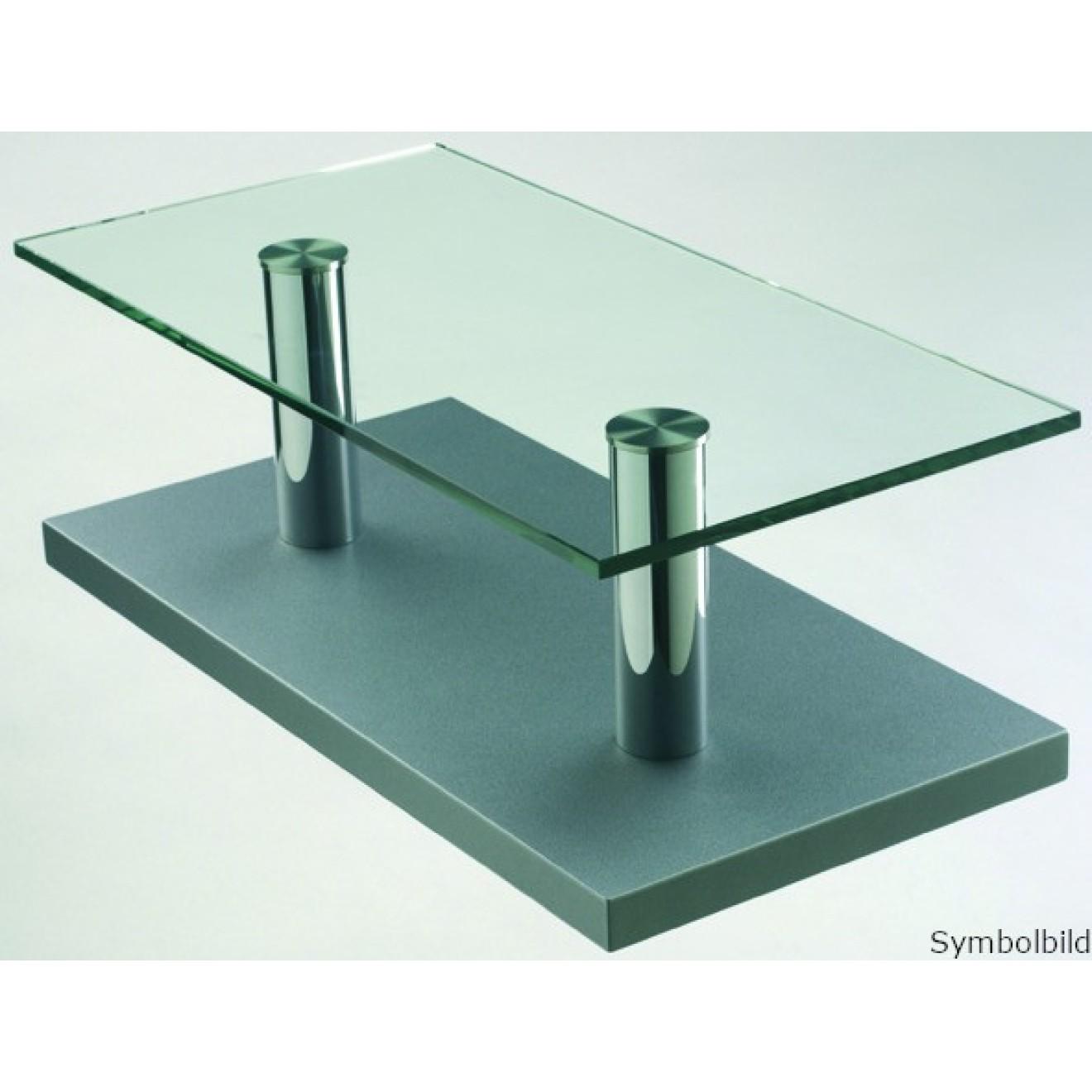 Glas edelstahl free design couchtisch toronto cm glas for Design couchtisch satiniertes glas